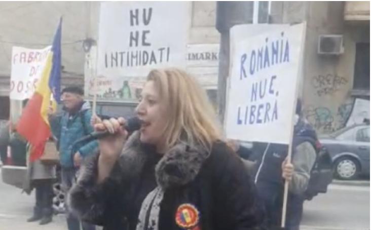 """Șoșoacă: """"Solicit DIICOT București să nu cedeze presiunilor politice!"""""""