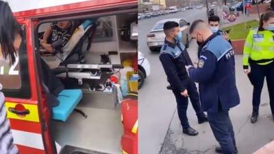 Andreea Tonciu, soțul și copilul său au fost atacați pe o stradă din București!