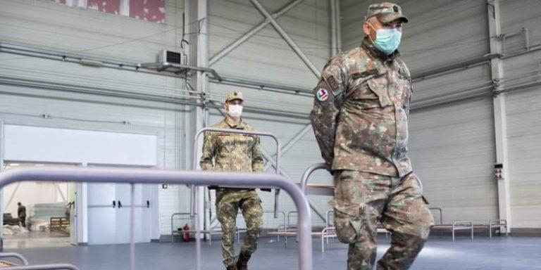 Militarii devin operatori call-center la DSP-uri!