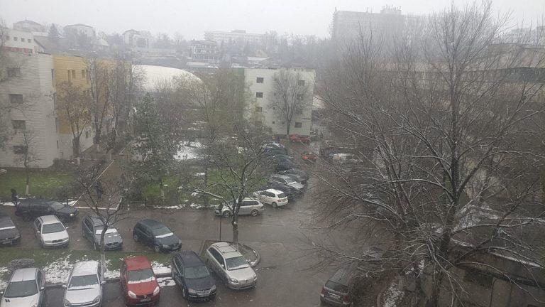 Temperaturi deosebit de scăzute în următoarele zile! Vezi situația în Iași!