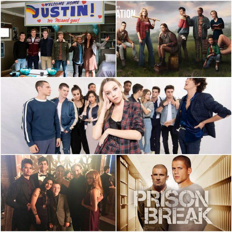 Top 5 seriale care merită văzute!