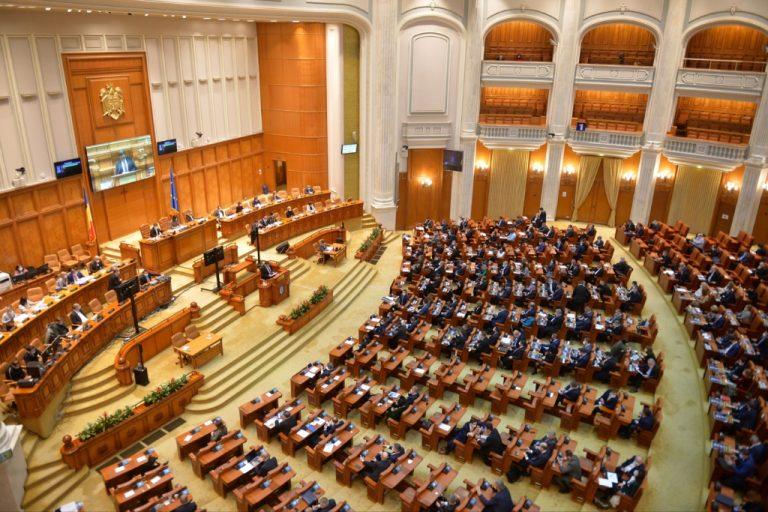 Legea a fost promulgată! Fără pensii speciale pentru parlamentari!