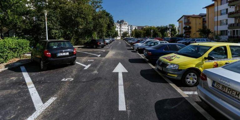 Lupta pentru locurile de parcare de reședință din Iași va începe în luna aprilie!