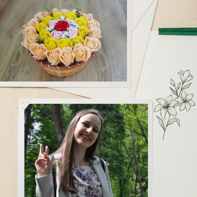 """Ioana Botezatu: """"Când talentul îți oferă o cutiuță cu bucurii, adaugă și un aer de primăvară"""""""