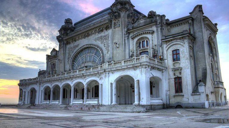 O pagină de istorie- Cazino Constanța