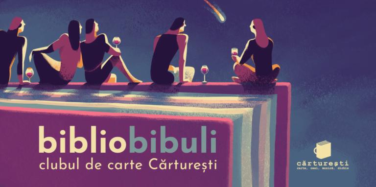 O nouă ediție online a clubului Bibliobibuli organizată de editura Cărturești
