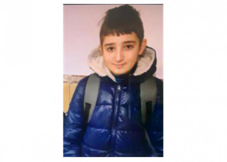 Un băiat de 12 ani a dispărut, poliția îl caută! Orice informație poate ajuta!