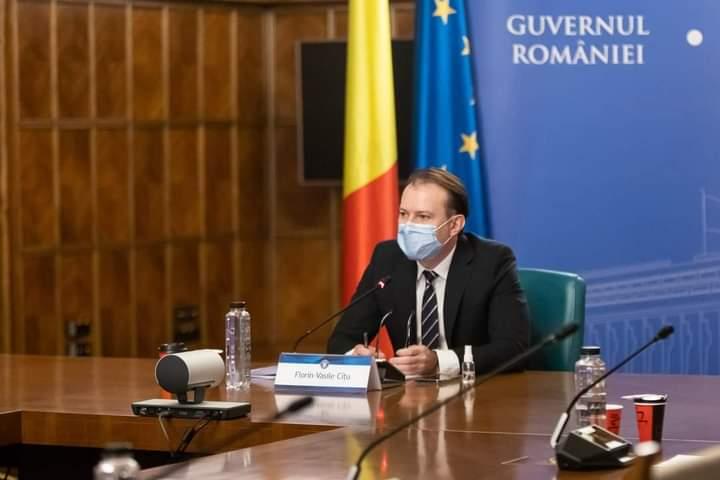 Florin Cîțu i-a demis pe Vlad Voiculescu și Andreea Moldovan!