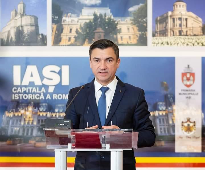 Mihai Chirica s-a retras de la șefia PNL Iași, după ce a fost pus sub acuzare de procurorii DIICOT!