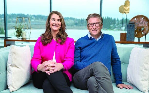 Bill și Melinda Gates divorțează!