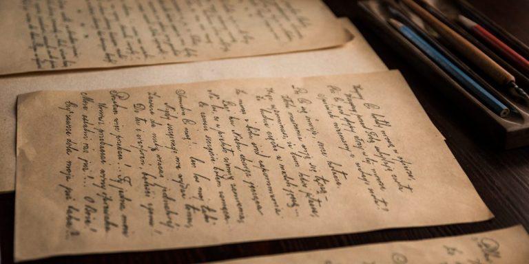 Scrisori de dragoste cu parfum de altădată – Eminescu și Veronica Micle