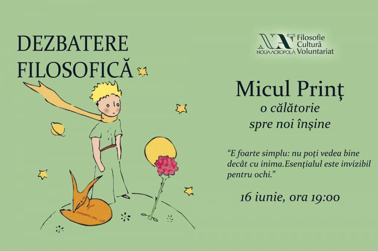 Povești ale copilăriei – dezbatere filosofică organizată de Noua Acropolă Cluj-Napoca