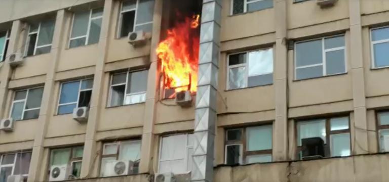 Spitalul de Copii Sf. Maria, amendat de 4 ori în ultimele șase luni pentru lipsa autorizației de incendiu