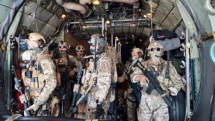 Evacuarea românilor din Afganistan