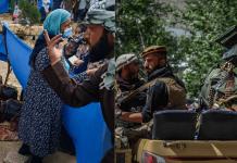 Prăbușirea Afganistanului