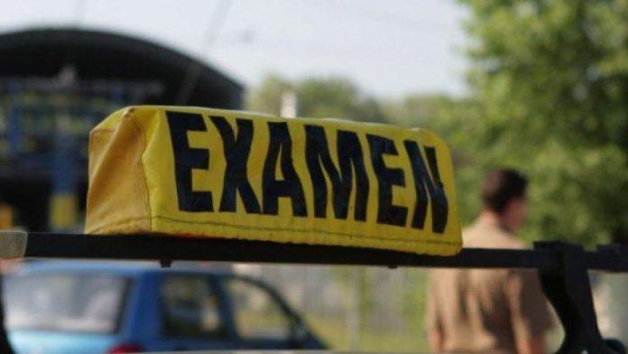 Examen de permis