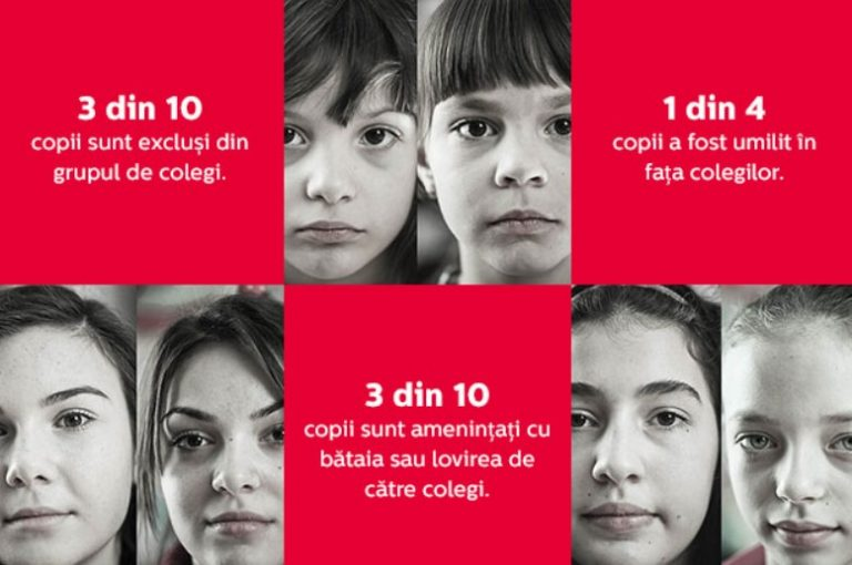 Harta Bullying-ului și top 3 programe anti-bullying
